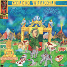 MF Grimm & Drasar Mnonumental - Good Morning Vietnam 2 - The Golden Triangle  - LP Vinyl