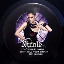 "Nicole Scherzinger - Don't Hold Your Breath Remixes - 12"" Vinyl"