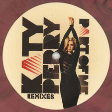 """Katy Perry - Part Of Me Remixes - 12"""" Vinyl"""