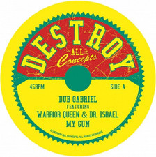 "Dub Gabriel - My Gun - 7"" Vinyl"