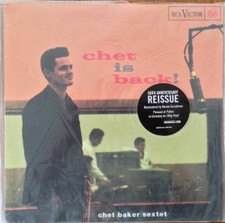 Chet Baker - Is Back! - LP Vinyl