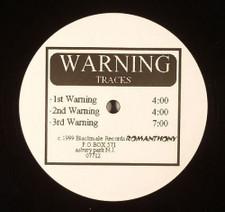 """Romanthony - Warning Tracks - 12"""" Vinyl"""