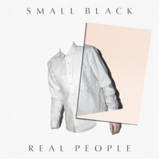 "Small Black - Real People - 12"" Vinyl"