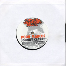 """Johnny Clarke - Poor Marcus - 7"""" Vinyl"""