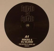 "MikeQ & Dj Sliink - Mind to Mind - 12"" Vinyl"
