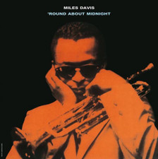 Miles Davis - Round About Midnight - LP Vinyl