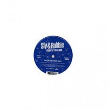 "Sly Dunbar & Robbie Shakespeare - Bed's Too Big - 10"" Vinyl"