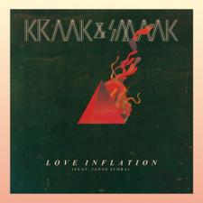 """Kraak & Smaak - Love Inflation - 7"""" Vinyl"""