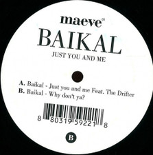 "Baikal - Just You And Me - 12"" Vinyl"