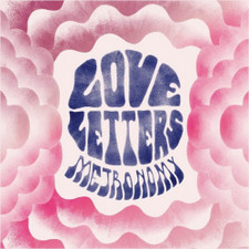 Metronomy - Love Letters - LP Vinyl+CD