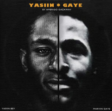 Mos Def Vs Marvin Gaye - Yasiin Gaye: The Departure - 2x LP Vinyl