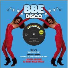 """The J's / Sandy Barber - Al Kent Disco Mixes RSD - 12"""" Vinyl"""