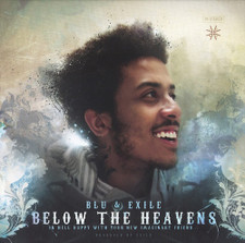 Blu & Exile - Below The Heavens - 2x LP Vinyl+7""