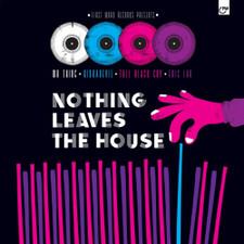 "Mr. Thing / Kidkanevil / Tall Black Guy / Eric Lau - Nothing Leaves The House RSD - 2x 7"" Vinyl"