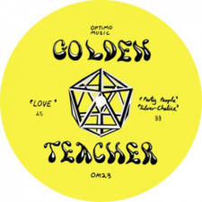 "Golden Teacher - Party People / Love - 12"" Vinyl"
