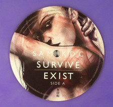 "Sam KDC - Survive - 12"" Vinyl"