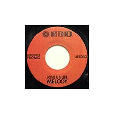 "Jeedeci - Love U 4 Life - 7"" Vinyl"
