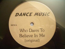 "The Believers / Titiyo - Believe in Me / Back & Forth - 12"" Vinyl"