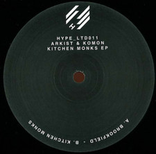 "Arkist & Komon - Kitchen Monks - 12"" Vinyl"