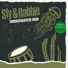 Sly & Robbie - Underwater Dub - LP Vinyl+CD