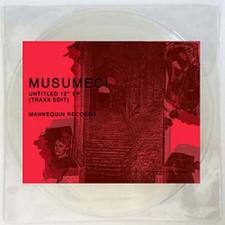 "Musumeci - Untitled - 12"" Vinyl"