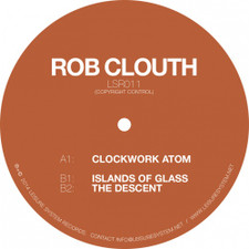 "Rob Clouth - Clockwork Atom - 12"" Vinyl"