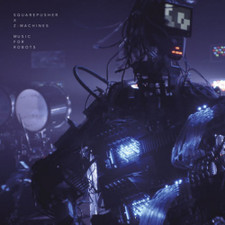 "Squarepusher x Z-Machines - Music For Robots - 12"" Vinyl"