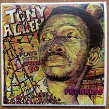 Tony Allen Plays With Afrika 70 - Progress - LP Vinyl