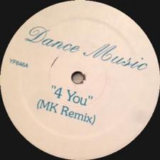 "4th Measure - 4 You MK RMX - 12"" Vinyl"