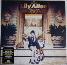 Lily Allen  - Sheezus - LP Vinyl +CD