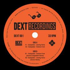 "Dubspeeka - Leaving Home - 12"" Vinyl"