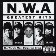 NWA - Greatest Hits - 2x LP Vinyl