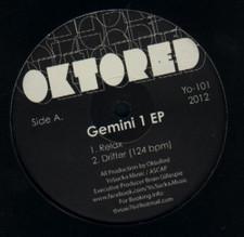 """OktoRed - Gemini 1 - 12"""" Vinyl"""