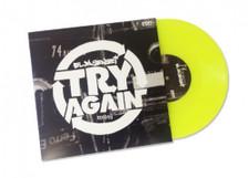 """El Da Sensei - Try Again - 10"""" Vinyl"""