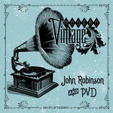John Robinson / Pat Van Dyke - Modern Vintage - LP Vinyl