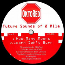 "OktoRed - Future Sounds Of 8 Mile - 12"" Vinyl"