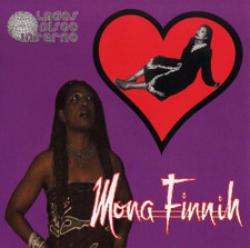 "Mona Finnih - I Love Myself / People Of The World - 12"" Vinyl"