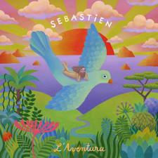 Sebastien Tellier - L'Aventura - 2x LP Vinyl
