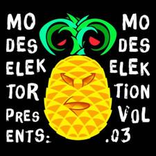 Modeselektor - Modeselektion Vol. 3 - 2x LP Vinyl