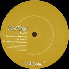 "Jovonn - The EP - 12"" Vinyl"