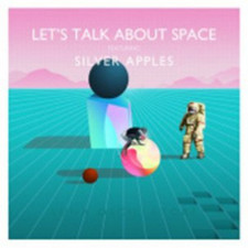 "Let's Talk About Space - Luna Oscillators - 7"" Vinyl"