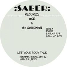 "Ace & The Sandman - Let Your Body Talk - 12"" Vinyl"
