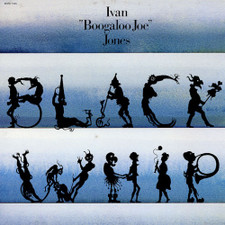 Ivan Boogaloo Joe Jones - Black Whip - LP Vinyl