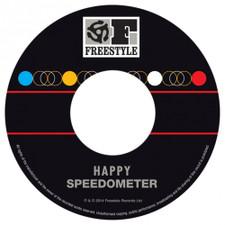 "Speedometer / Snowboy - Happy / Orisha - 7"" Vinyl"