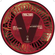 """Friction - Vs. Vol.1 - 12"""" Vinyl Picture Disc"""