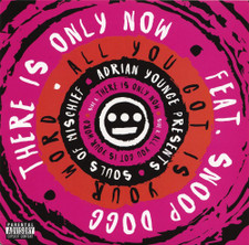 """Souls Of Mischief - There Is Only Now - 7"""" Vinyl"""