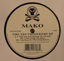 """Mako - The Truthseekers - 12"""" Vinyl"""