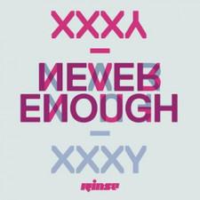 """XXXY - Never Enough - 12"""" Vinyl"""