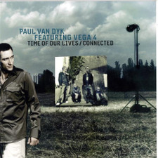 "Paul Van Dyk - Time Of Our Lives / Connected - 12"" Vinyl"