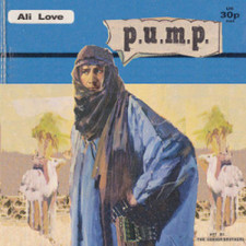 Ali Love - P.U.M.P. - LP Vinyl+CD